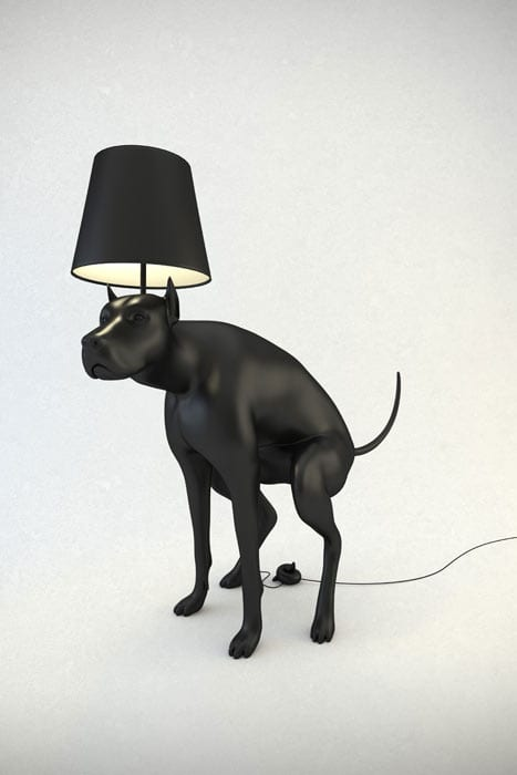 Good boy lamp by Whats His Name