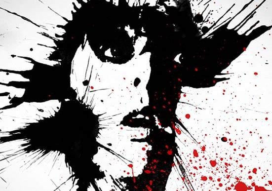 Splat Painting – Billie II