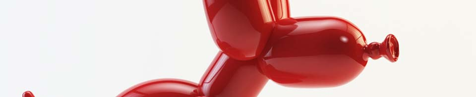 "Coming Soon – ""POPek"" – Pooping balloon dog"
