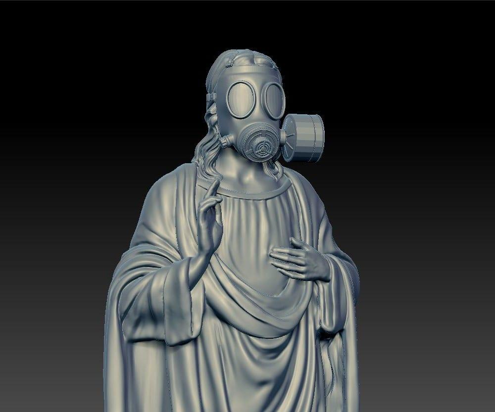 Good Shepard – New statue coming soon