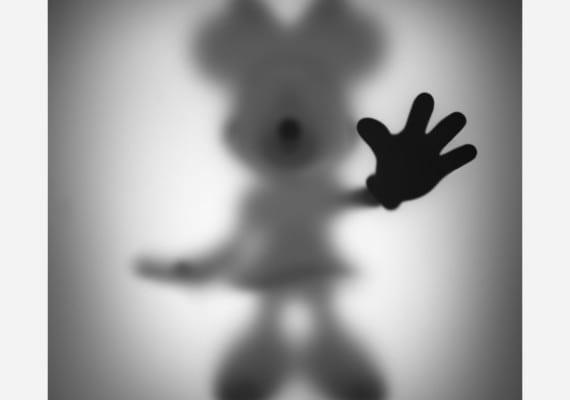 Gone Girl Mouse – Giclée print