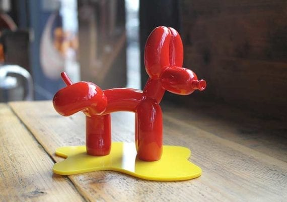 Peepek balloon dog (2019)