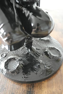 One Small Step Dark Side of the Moon sculpture by Whatshisname SAMSUNG CSC